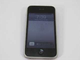 A1241 IPHONE 3GS 8GB LOCKED TO ROGERS NETWORK #3