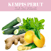 RESEPI DETOKS UNTUK KEMPIS PERUT