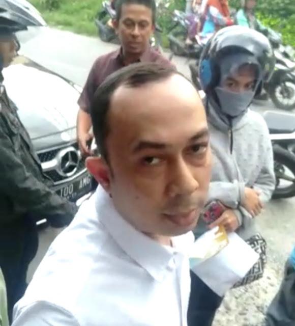 Meski Sudah Ditetapkan Sebagai Tersangka, Polisi Enggan Menangkap Irfan Anwar