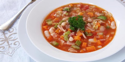 Healthycookinghub - Indonesian Original Fresh Red Soup Recipe