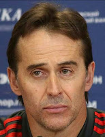 Julen Lopetegui Joins Sevilla for a Three Year Deal