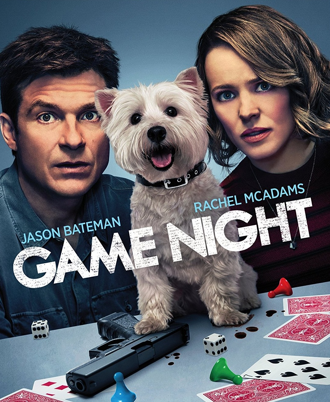 Game Night [2018] [DVDR] [NTSC] [Latino]