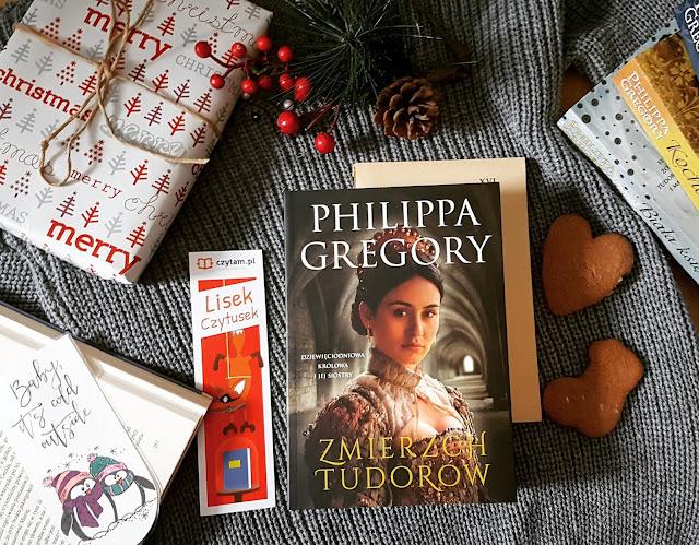 """""""Zmierzch Tudorów"""" Philippa Gregory"""