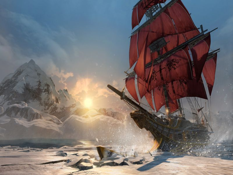 Assassin's Creed Rogue Highly Compressed Free Download