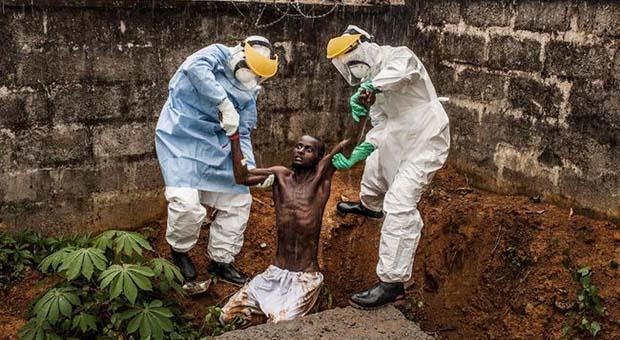 WHO Nyatakan Kongo Darurat Ebola