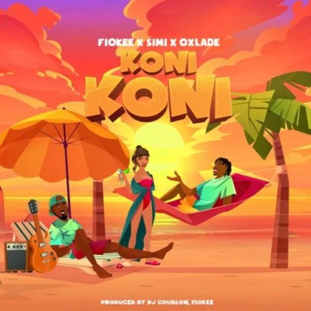 FIOKEE – KONI KONI FT. SIMI, OXLADE  (Mp3 Download)