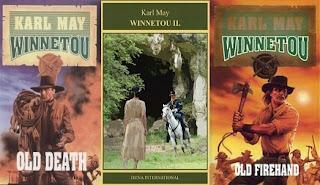 Winnetou 2. Old Death, Old Firehand könyv