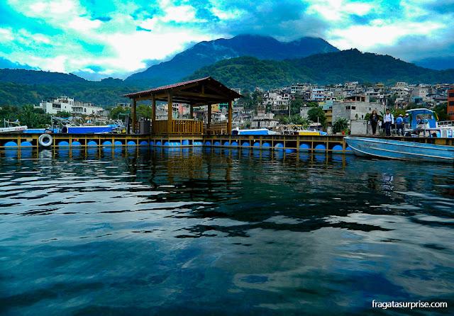 Santiago de Aitlán, Guatemala