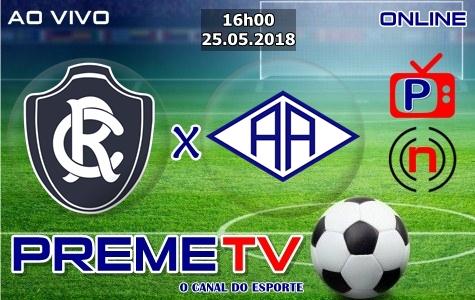 Remo x Atlético-AC Ao Vivo