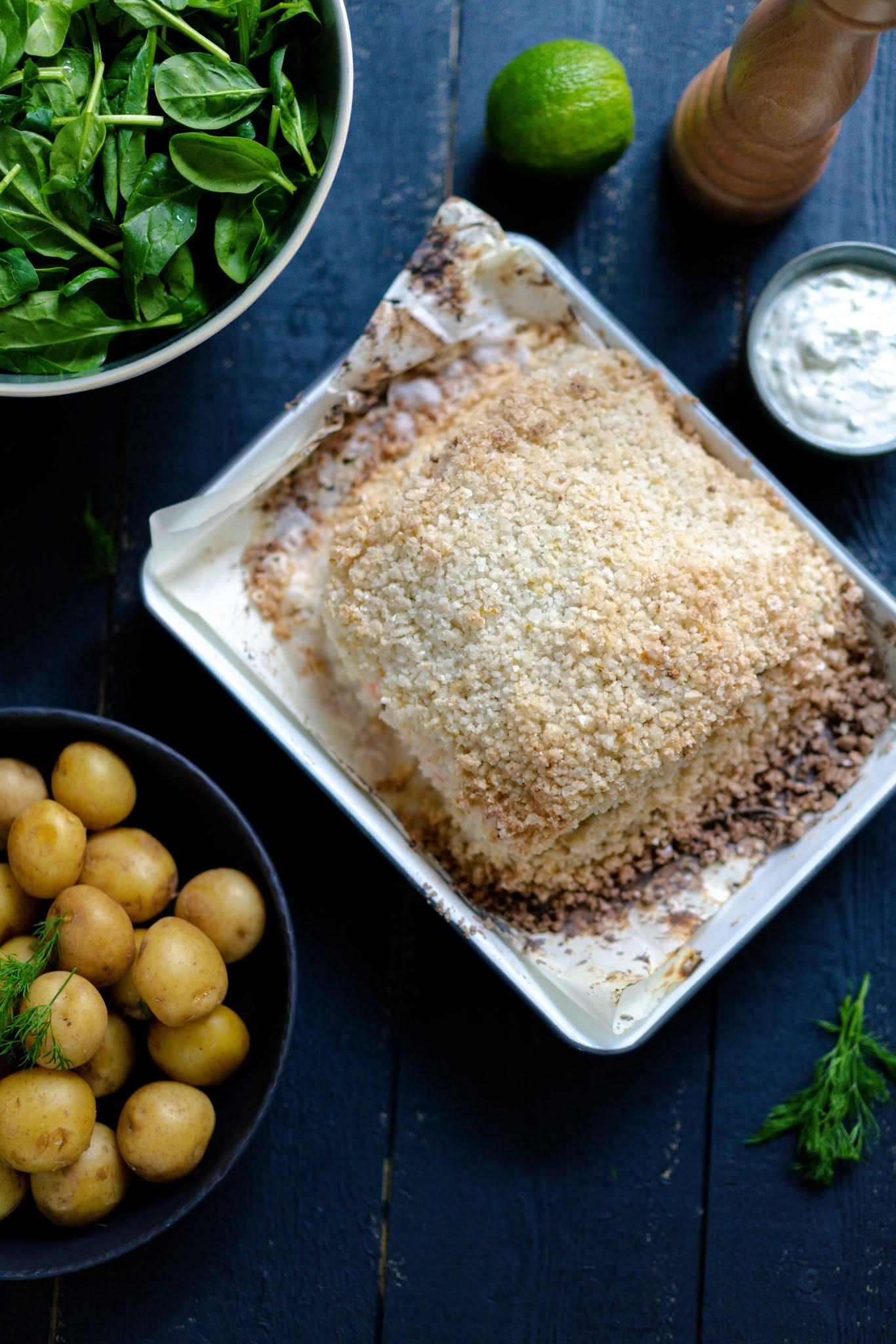 saumon moelleux , cuisine familiale , bonnotte de noirmoutier , repas équilibré
