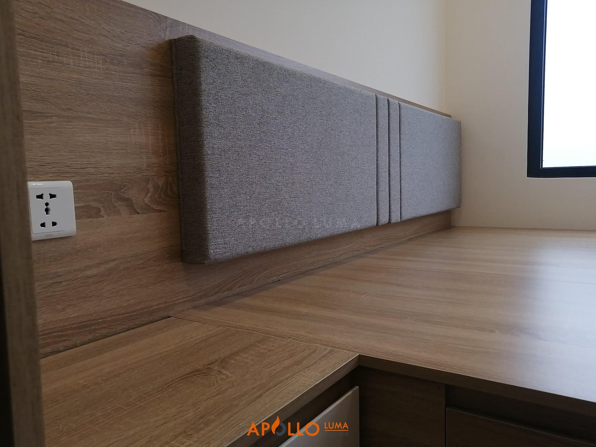 Bàn giao nội thất căn hộ 2PN+1 (65m2) S2.16-xx08 Vinhomes OCean Park