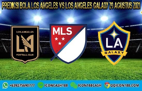Prediksi Skor Los Angeles Vs Los Angeles Galaxy 29 Agustus 2021