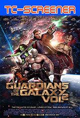 Guardianes de la galaxia Vol. 2 (2017) TC-Screener