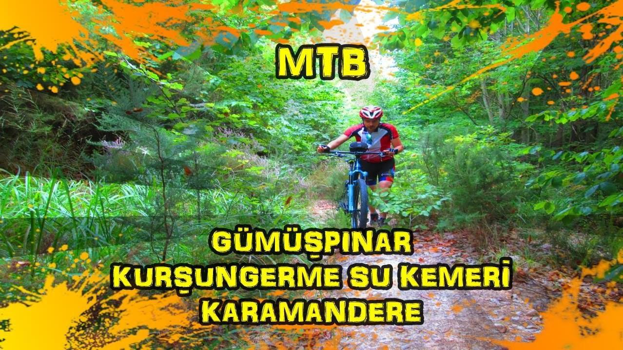 2019/10/04 Gümüşpınar - Kurşungerme Su Kemeri - Karamandere