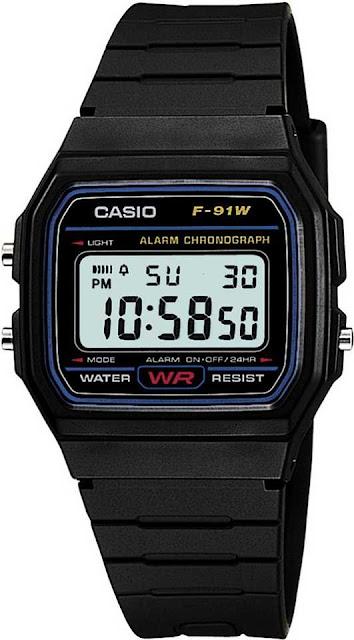 Casio D002 Vintage Series Digital Watch