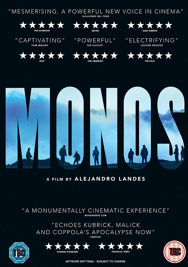 monos dvd