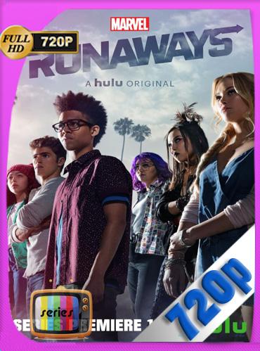 Runaways Temporada 1 HD [720p] Latino [GoogleDrive] TeslavoHD