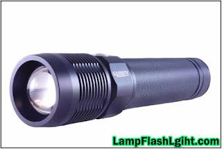 Garrity Pro-Series 800 Lumen Flashlight