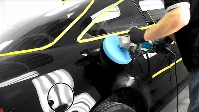 Cara Poles Mobil Bekas Agar Tampil Baru Kinclong
