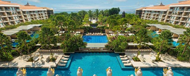 Booking Hotel Mulia Bali Hanya di Blibli