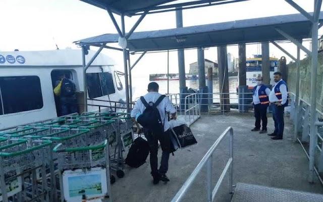 Arcon anuncia redução na quantidade de viagens diárias para a ilha do Marajó