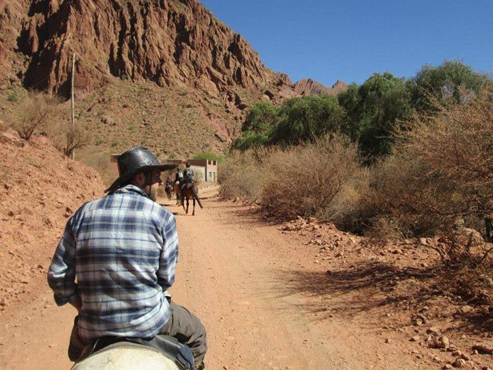 Horse Riding Tupiza Bolivia