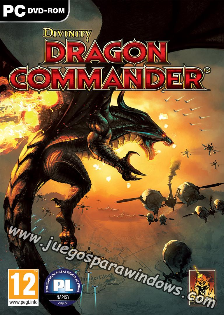 Divinity Dragon Commander Imperial Edition PC Full