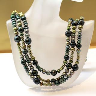 Perlenketten - Perlen Shop - Echte Perlenkette