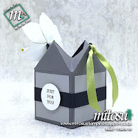Stampin' Up! Nature's Root Pop Up Gift Box. Order papercraft materials from Mitosu Crafts UK Online Shop