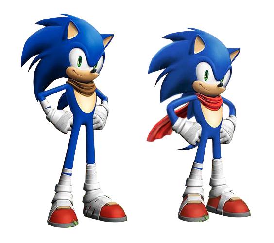 Gambar Kartun Sonic Knuckles