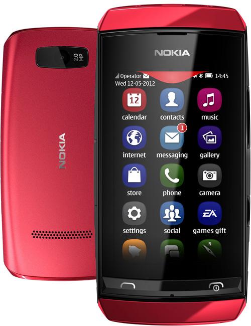 Nokia Asha 306 Pictures