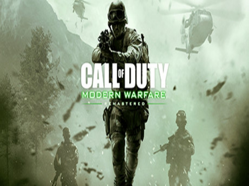 Download Call of Duty 4 Modern Warfare Game PC Free