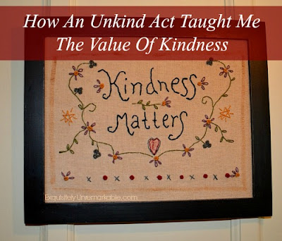 Why now kindness matters