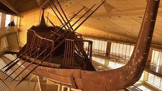 Khufu's Solar Barge