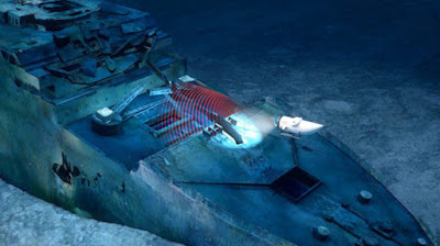 La experiencia incluye la inmersión durante tres horas por los restos del barco.