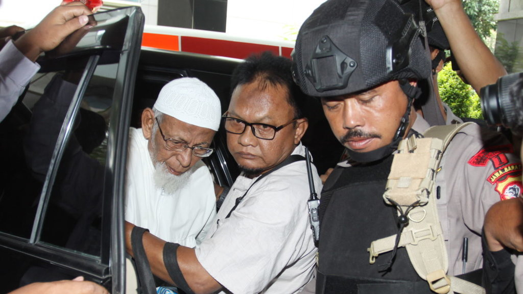 Pembebasan Ustadz Abu Bakar Disetujui Jokowi, Ini Alasannya