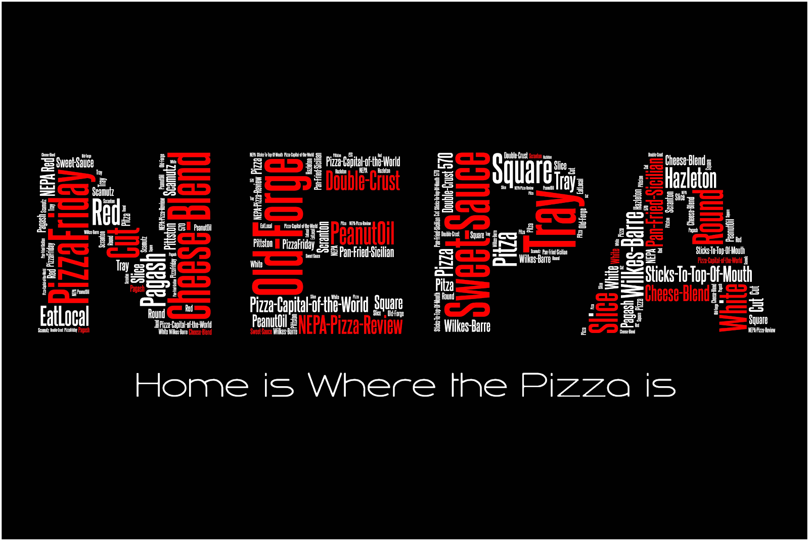 Shop NEPA Pizza Merch!