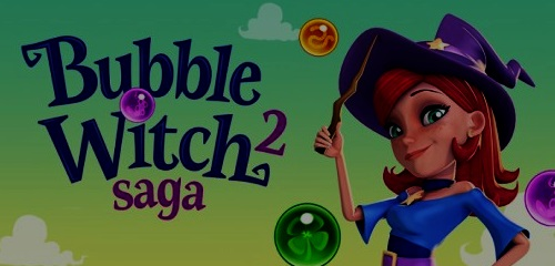 Bubble witch saga 2 Android Game Free Download