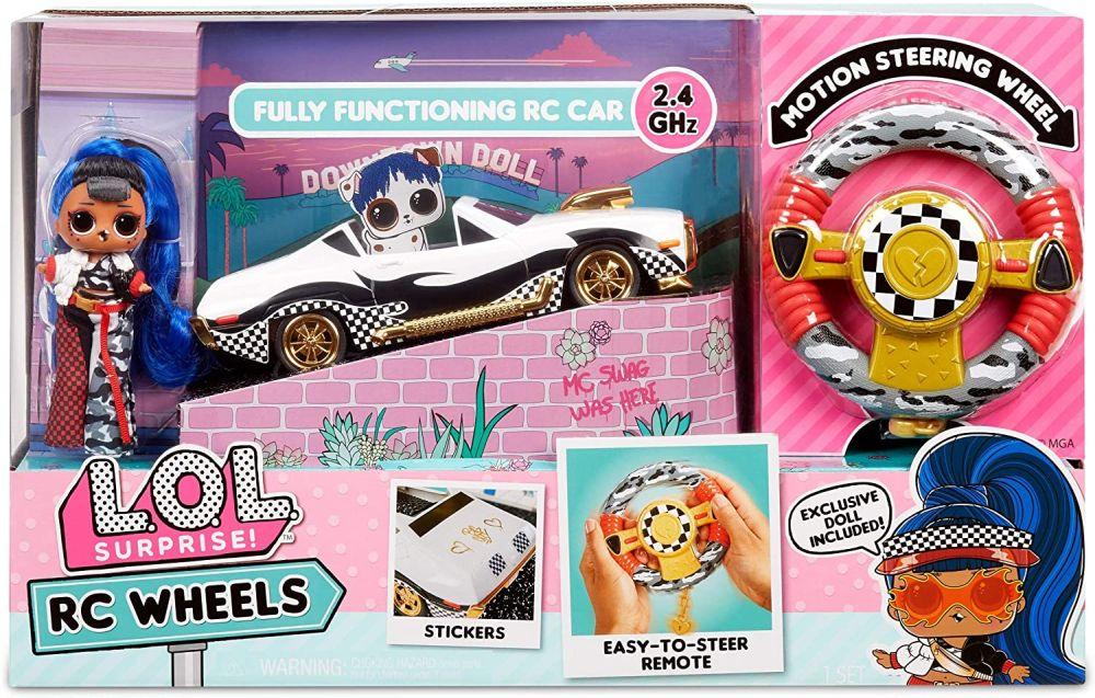 L.O.L. Surprise! R/C Wheels