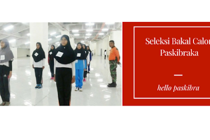 Dispora Gelar Seleksi Paskibraka 2018 Kabupaten Gresik Sudah Dimulai