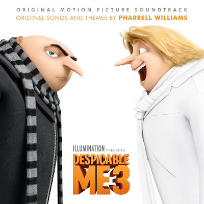 Despicable Me 3 Soundtrack Pharrell Williams