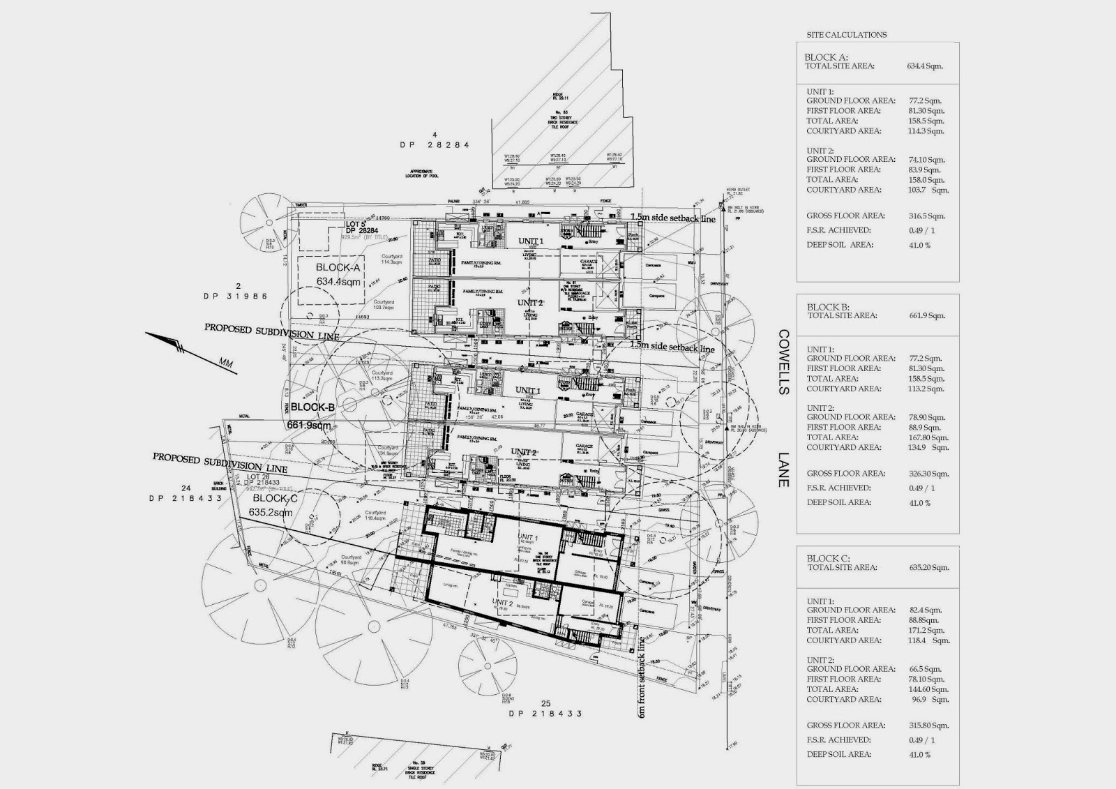 Dream Architectural Site Plan Drawing 23 Photo Building