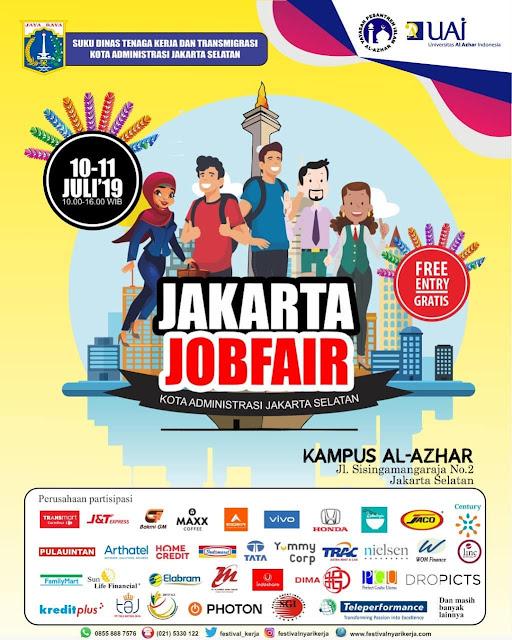 Jakarta Job Fair 2019