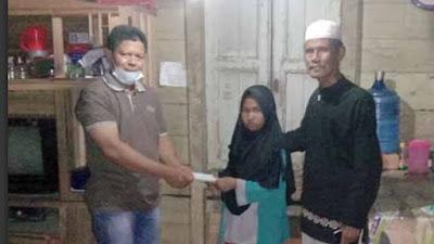 Hafis Satu Jus Al-Quran, Welly Suhery  Apresiasi Siti Maysaroh