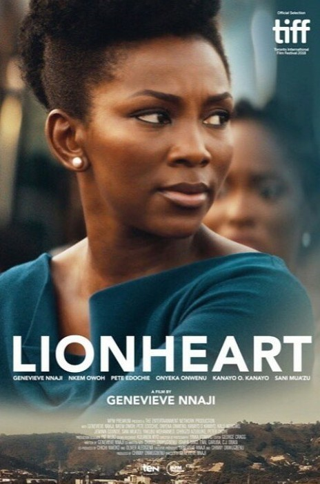 Netflix acquires Genevieve Nnaji's Nigerian Movie 'Lionheart'