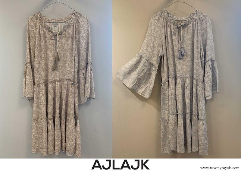 Princess Sofia wore AJLAJK Summer Dress