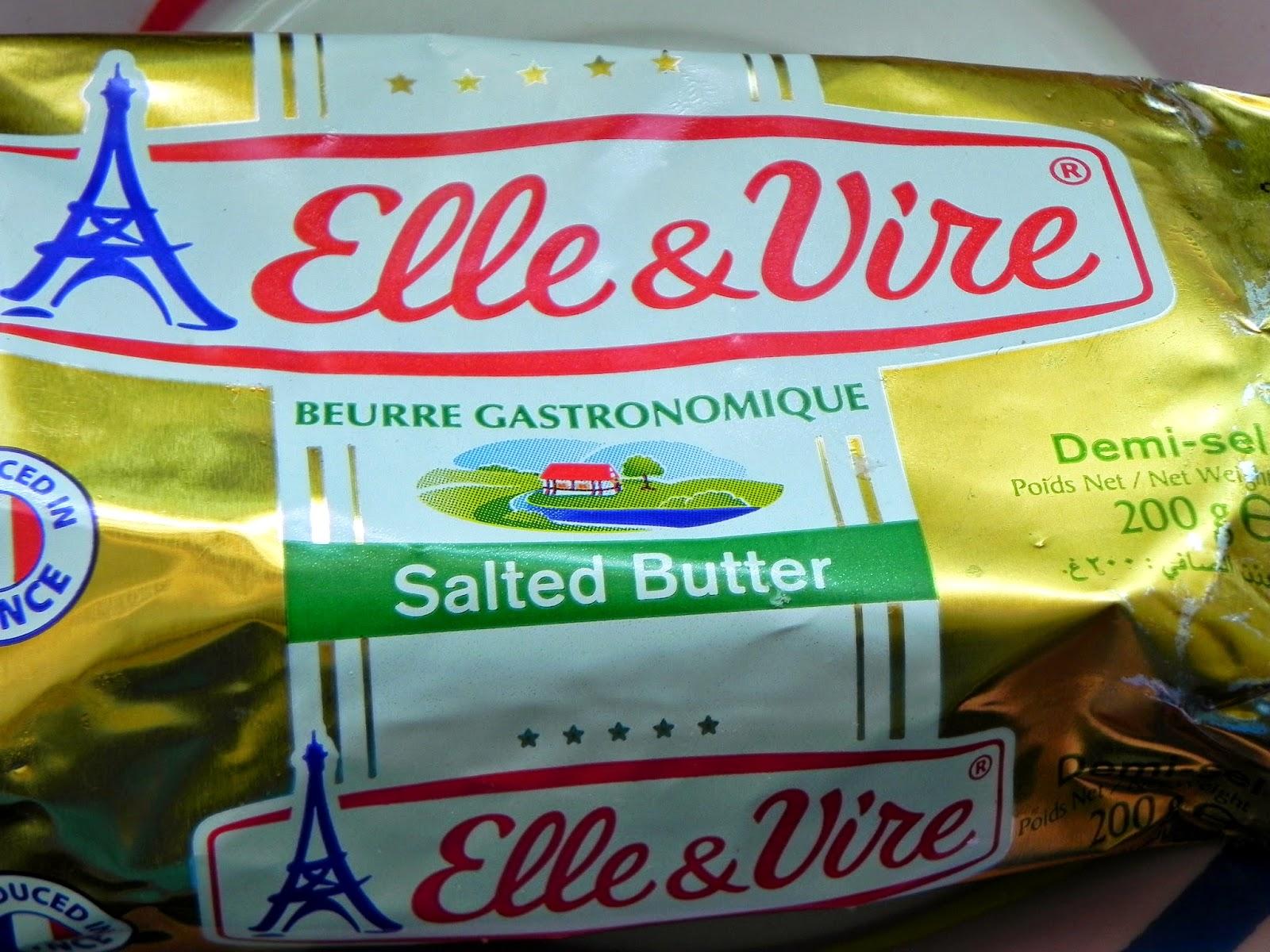 manteiga elle vire allfood importadora