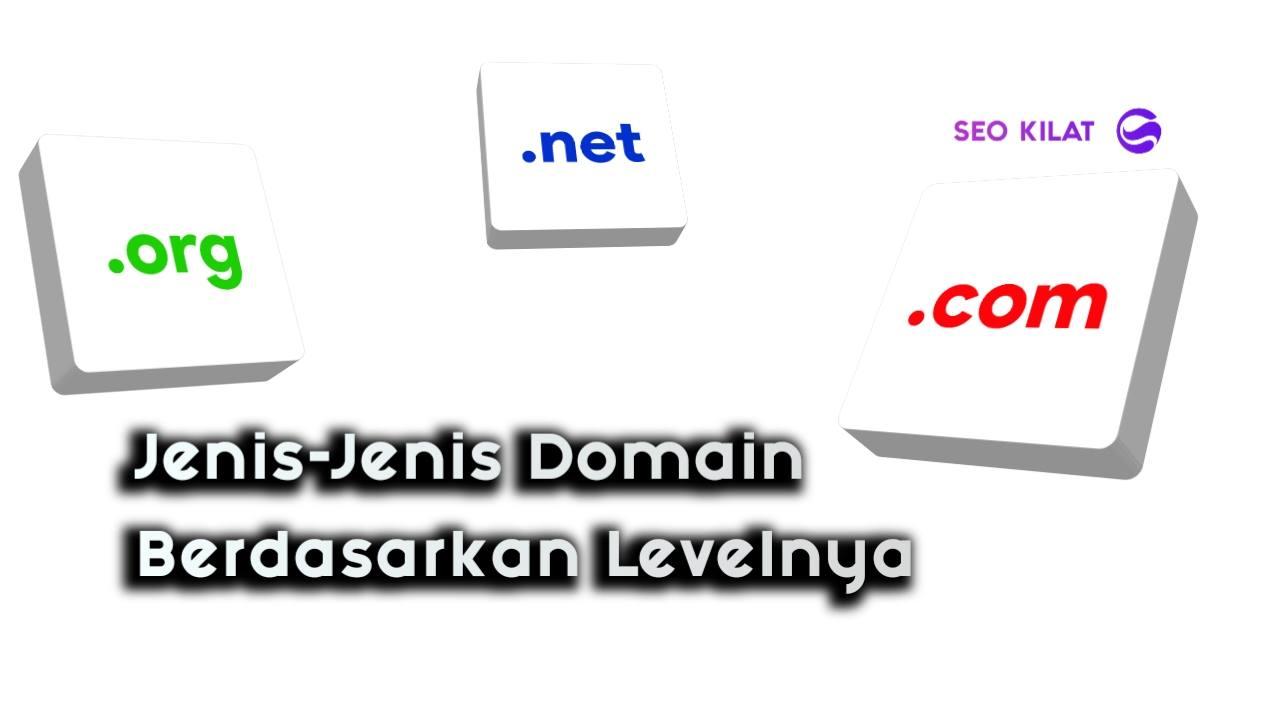 Jenis-jenis domain