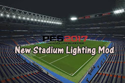 New Lighting Stadium Mod - PES 2017