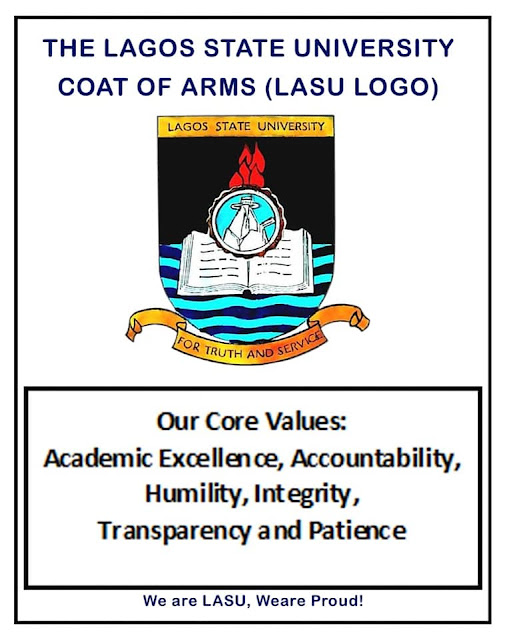 LASU Coat of Arms | Logo, Symbols & Meaning